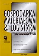 Gospodarka Materiałowa i Logistyka nr 8 / 2013