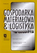 Gospodarka Materiałowa i Logistyka nr 11 / 2013