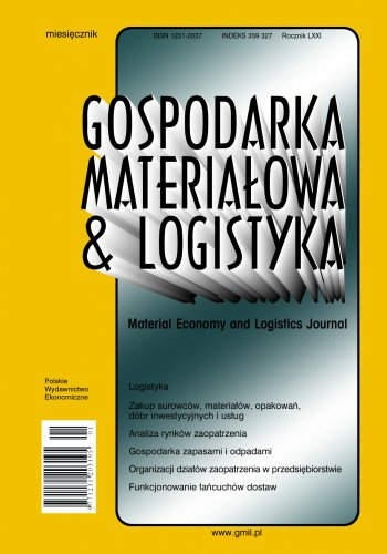 Material Economy and Logistics 8/2020