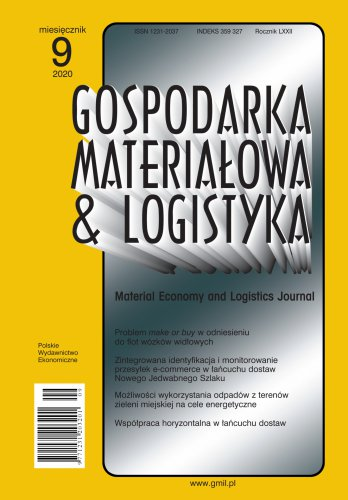 Material Economy and Logistics 9/2020