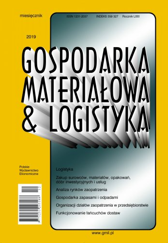 Material Economy and Logistics 4/2019