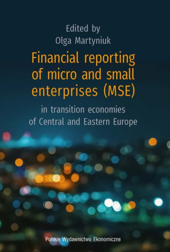 Financial reporting of micro and small enterprises (MSE) in transition economies of Central and Eastern Europe