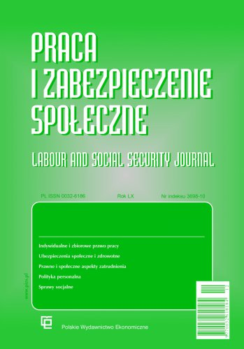 Labour and Social Security Journal 2/2020